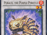 Puralis, the Purple Pyrotile