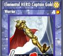 Elemental HERO Captain Gold (BAM)