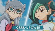 Grrr-l Power Team