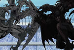 5Dx026 Petrified Dragons