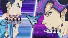 Ai VS Akira & Blue Maiden
