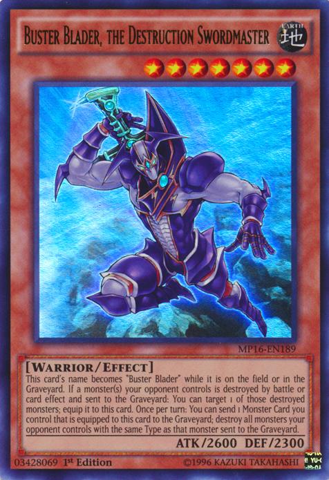buster blader the destruction swordmaster yu gi oh fandom