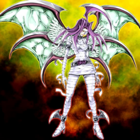 Card Artworks:Darklord Nurse Reficule | Yu-Gi-Oh! | FANDOM