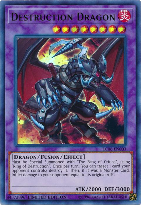 Ring Of Destruction Limited