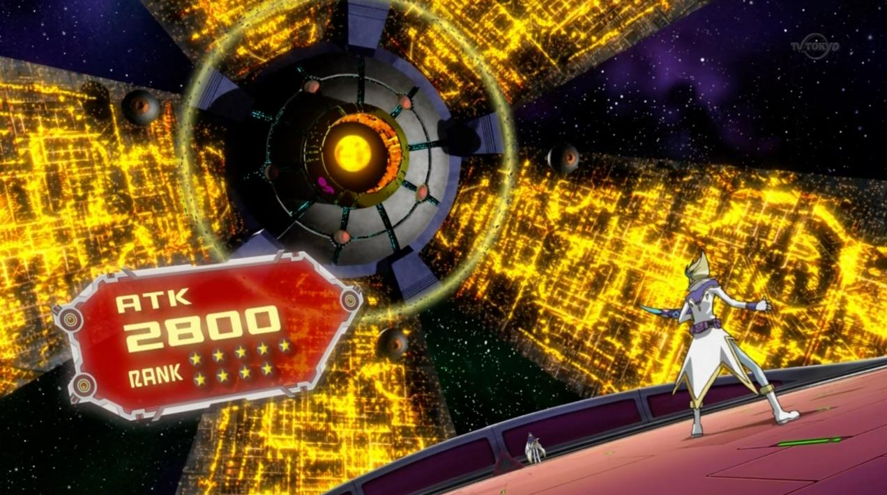 number 9 dyson sphere anime yu gi oh fandom powered by wikia