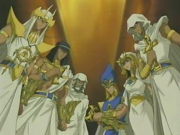 Yu-Gi-Oh! - Episode 201