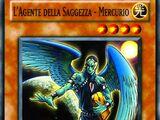L'Agente della Saggezza - Mercurio