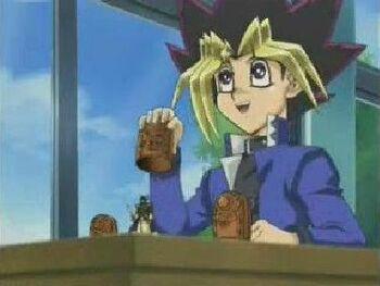 Yu-Gi-Oh! Capsule Monsters - Episode 001