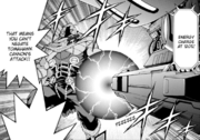Tomahawk Cannon targets Ken-chan