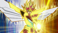 ZEXAL III shining draw