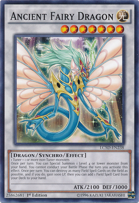 Ancient Fairy Dragon LC5D
