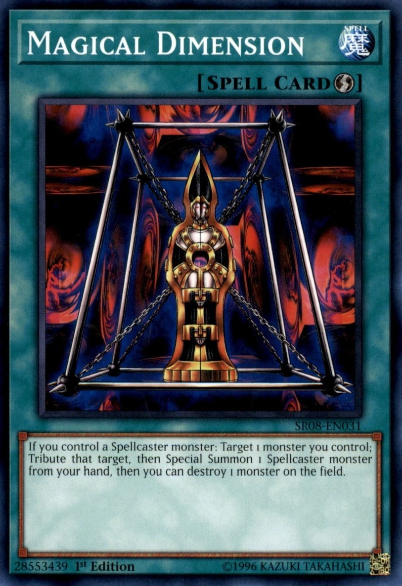 Magical Dimension | Yu-Gi-Oh! | Fandom