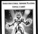 Indestructible Armor Plating
