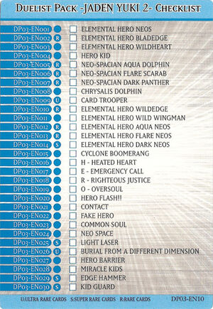 Checklist-DP03-EN