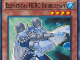 Elemental HERO Bubbleman