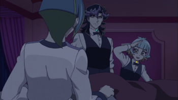 Yu-Gi-Oh! VRAINS - Episode 104
