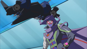 Yu-Gi-Oh! VRAINS - Episode 054