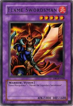 Flame Swordsman DB1