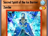 Sacred Spirit of the Ice Barrier (BAM)