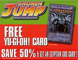 <i>Shonen Jump</i> May 2005 subscription bonus