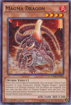 Magma Dragon CROS