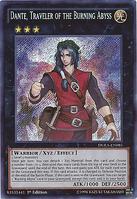 Dante Traveler of the Burning Abyss DUEA