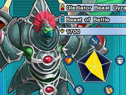 Gladiator Beast GyzarusWC10