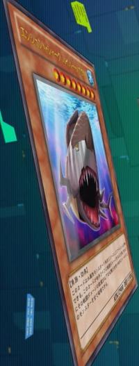 Hyper-Ancient Shark Megalodon (anime) | Yu-Gi-Oh! | FANDOM powered