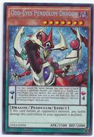 OddEyes Pendulum Dragon DUEA