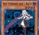 Sky Striker Ace - Raye