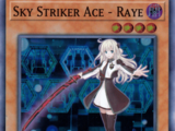 Sky Striker Ace - Raye