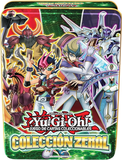 1x Nummer 56: Goldene Ratte 2013 Zexal Collection Tin  Super ZTIN Yu-Gi-Oh