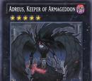 Adreus, Keeper of Armageddon