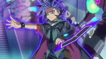 Yu-Gi-Oh! ARC-V - Episode 124