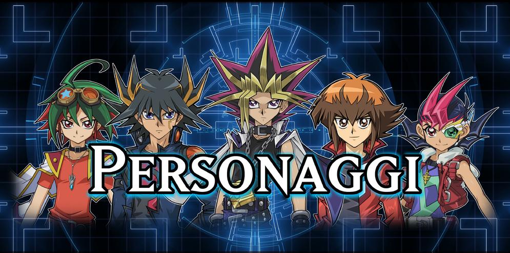 Banner Personaggi