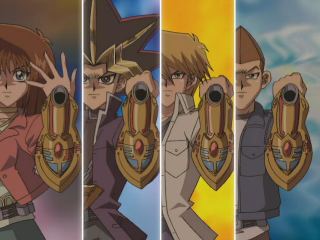 Yu Gi Oh Capsule Monsters Episode 004 Yu Gi Oh