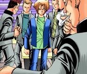 Jonouchi outnumbered