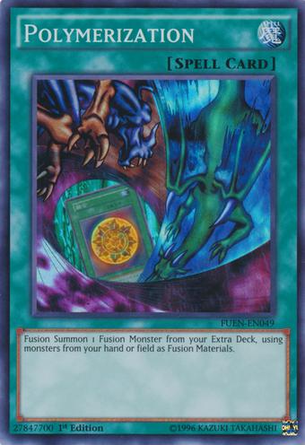 Polymerization (Fusion) | Yu-Gi-Oh! Wiki | Fandom