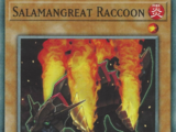 Salamangreat Raccoon
