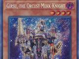 Girsu, the Orcust Mekk-Knight