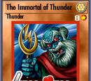 The Immortal of Thunder (BAM)