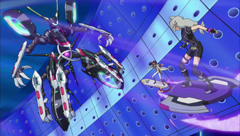 Yu-Gi-Oh! VRAINS - Episode 031