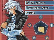 Yami Bakura-WC08