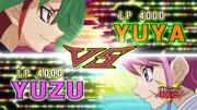 Yuya VS Yuzu ARCV-02