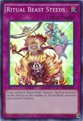 Ritual Beast Steeds THSF