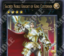 Sacred Noble Knight of King Custennin