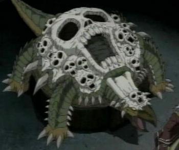 Skeleton Fiend