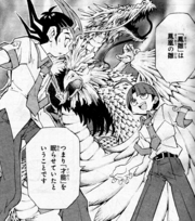 Takashi talks aobut Yuma's hidden talent