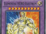 Elemental HERO Electrum