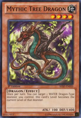 Mythic Tree Dragon SHSP
